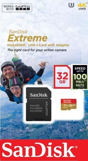 karta pamięci do GoPro