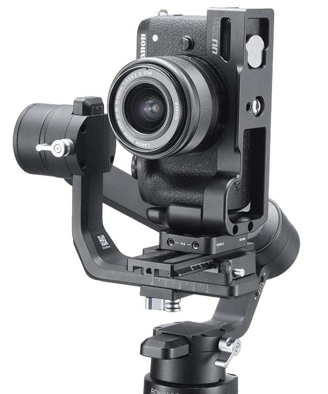mocowanie do Canon M6 Mark II
