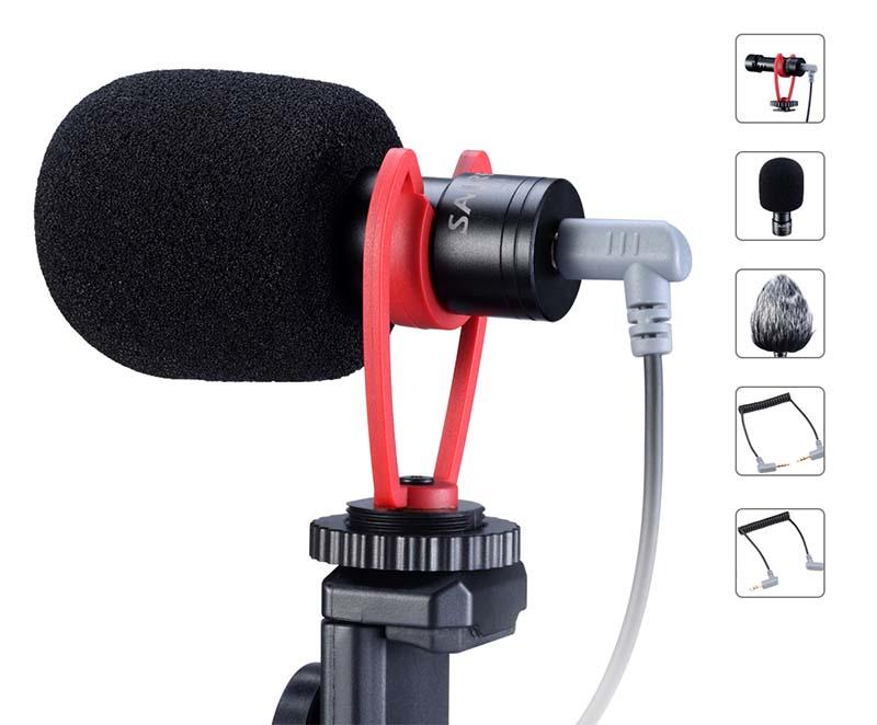 mikrofon kierunkowy sairen
