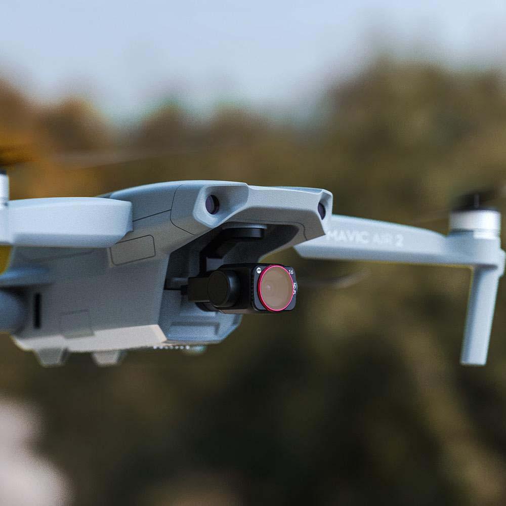 filtr polaryzacyjny do drona mavic air 2