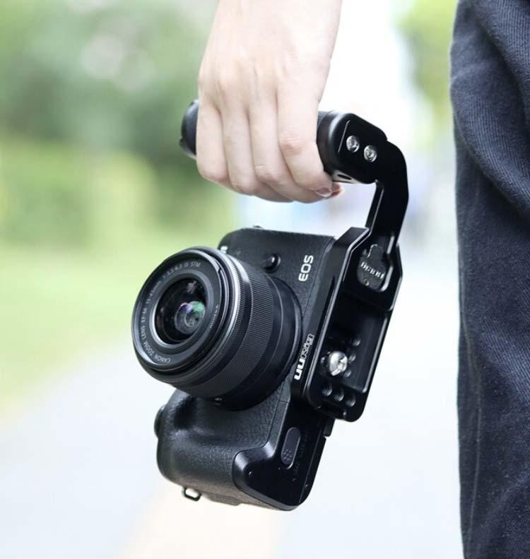 Uchwyt Grip boczny do kamery aparatu DSLR
