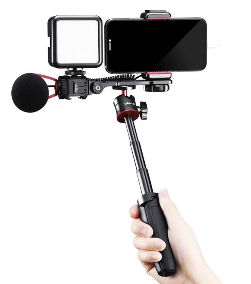 mocowanie na akcesoria video