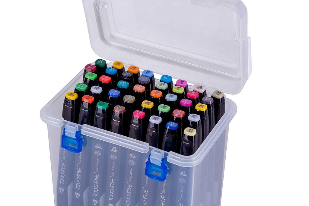 markery alkoholowe tuch five