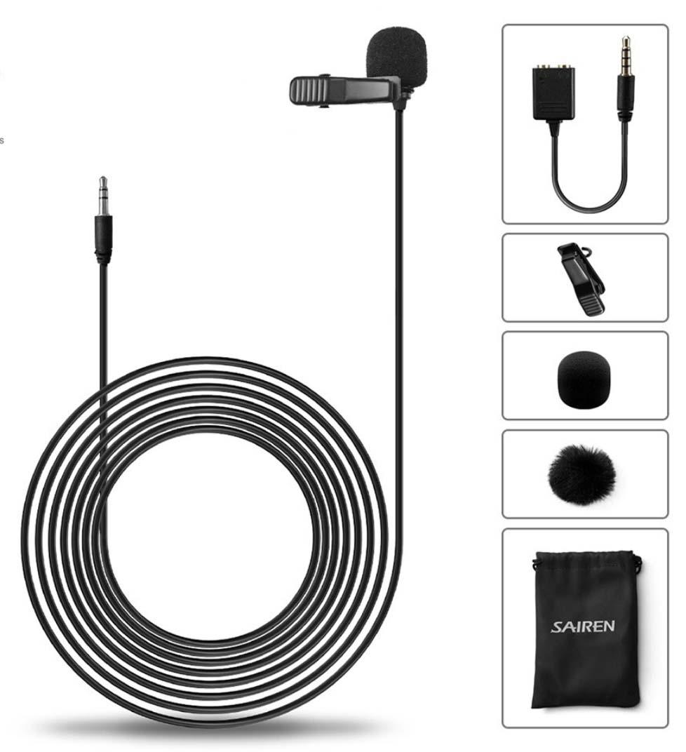 mikrofon krawatowy