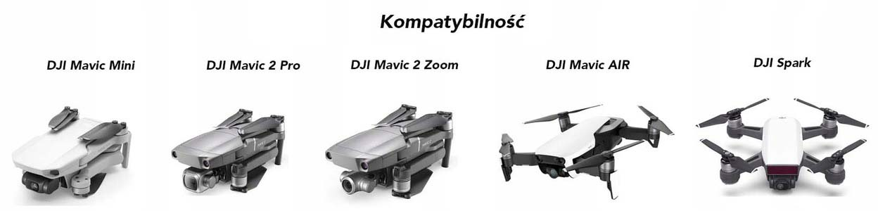 Wzmacniacz sygnału do dronów DJI